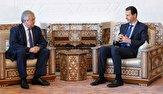 باشگاه خبرنگاران -دیدار بشار اسد با نماینده ویژه پوتین در امور سوریه