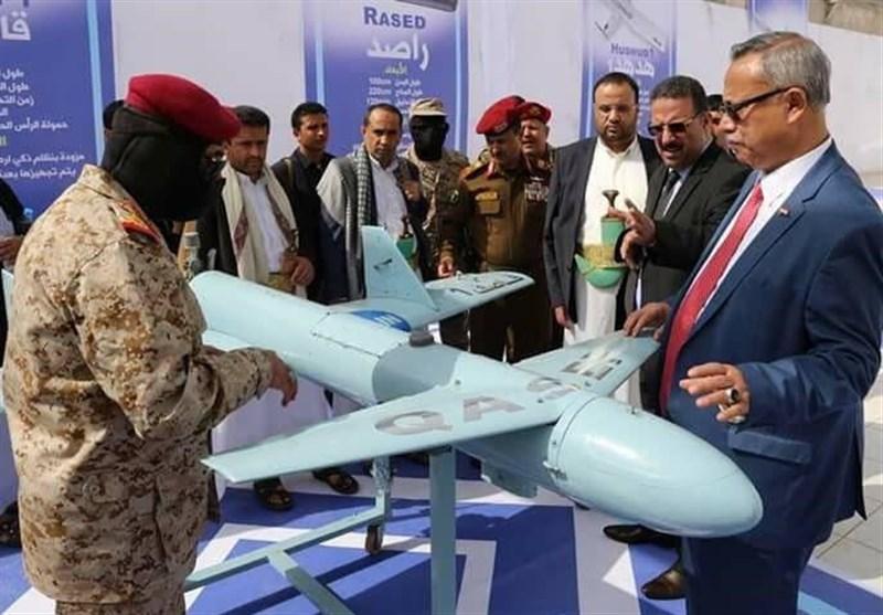 واهمه سعودیها از توان پهپادی ارتش یمن