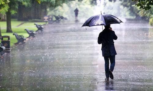 باد، باران و رعد و برق از امروز مهمان خراسان رضوی
