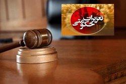 جریمه بیش از ۴۰۰ میلیونی قاچاقچی پوشاک در زنجان