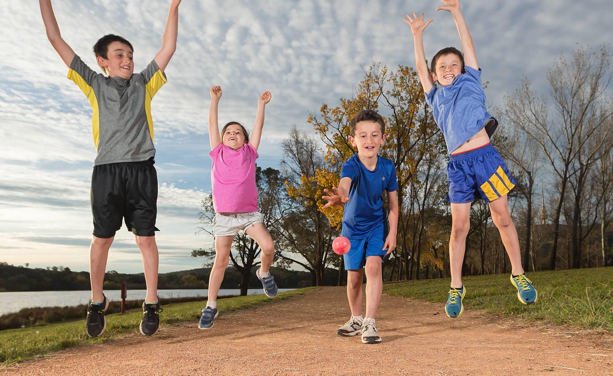 والیبال و بسکتبال تأثیری در رشد قد کودکان دارد؟