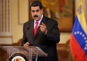 مادورو وعده داد امپریالیسم را شکست دهد