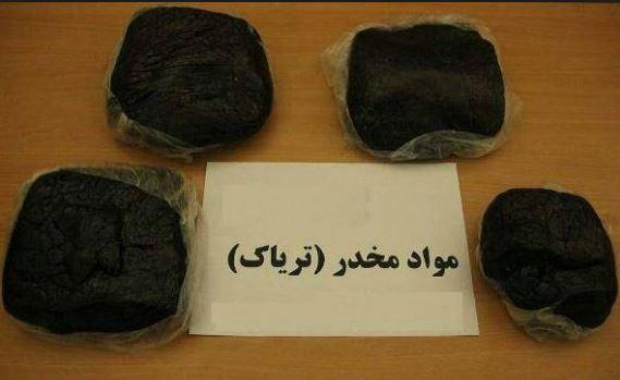 کشف ۲۲ کیلوگرم تریاک در عملیات پلیس استان مرکزی