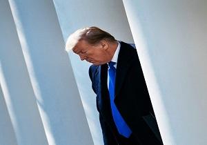 گزارش مولر ثابت کرد ترامپ رئیس جمهوری ترسو و ضعیف است