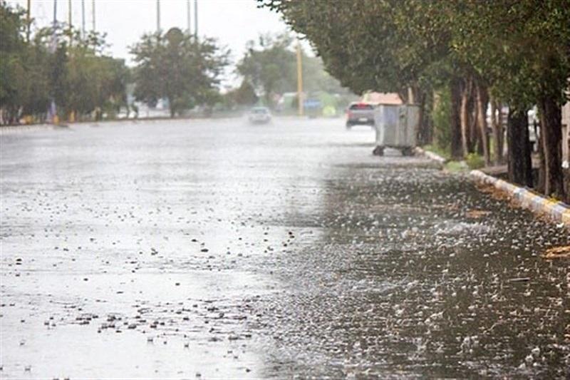 میزان بارش از ۳۰۰ میلی متر عبور کرد + جدول