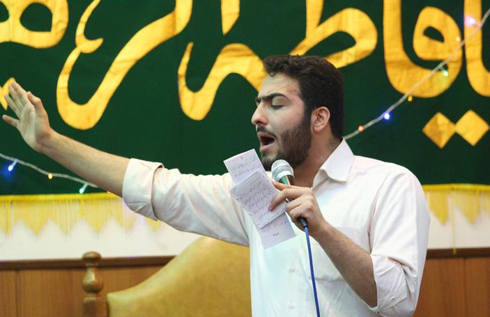 مدح زیبا درباره امام زمان عجل الله با نوای سید امیر میرعظیمی
