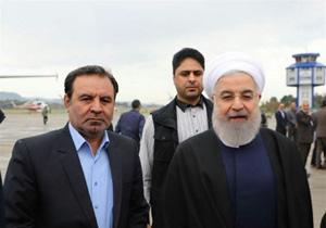 رئیس جمهور راهی مناطق سیلزده پلدختر شد