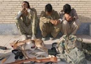 ضرر میلیاردی به محیط زیست و محکومیت ۱۰۳۹ شکارچی متخلف