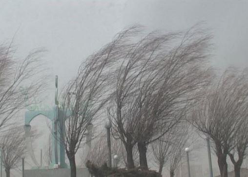 پیش بینی وزش باد  شدید در استان مرکزی
