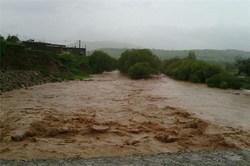 رفع آثار سیل در 96 کیلومتر از محور های شهرستان سلسله