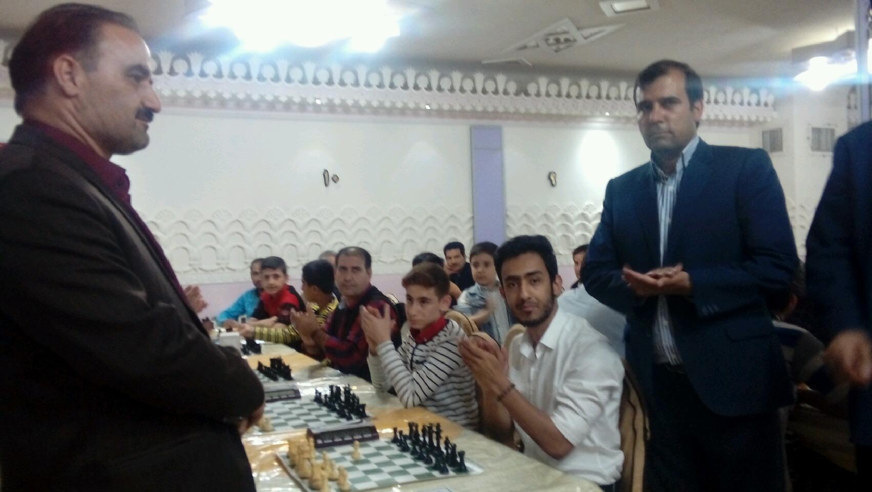 مسابقات شطرنج قهرمانی کشور به میزبانی کاشمر