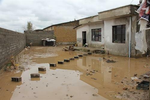 ساخت و ساز در حریم رودخانه ها عامل اصلی خسارت فراوان