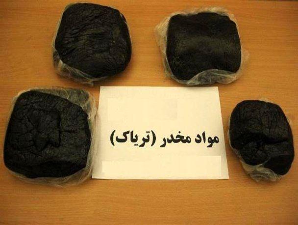 عملیات مشترک پلیس تهران و خرم آباد/کشف ۳۰کیلوگرم تریاک