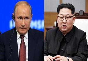 نامه رهبر کره شمالی به پوتین