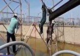باشگاه خبرنگاران -خدمترسانی پرسنل شرکت توزیع برق در مناطق سیلزده اهواز + فیلم