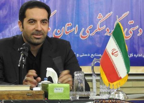 نشست خبری مدیرکل میراث فرهنگی استان مرکزی