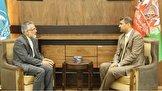 باشگاه خبرنگاران -دیدار و گفتگوی سفیر ایران در کابل با وزیر معارف افغانستان