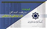 باشگاه خبرنگاران -به روزرسانی فهرست دریافت کنندگان ارز دولتی