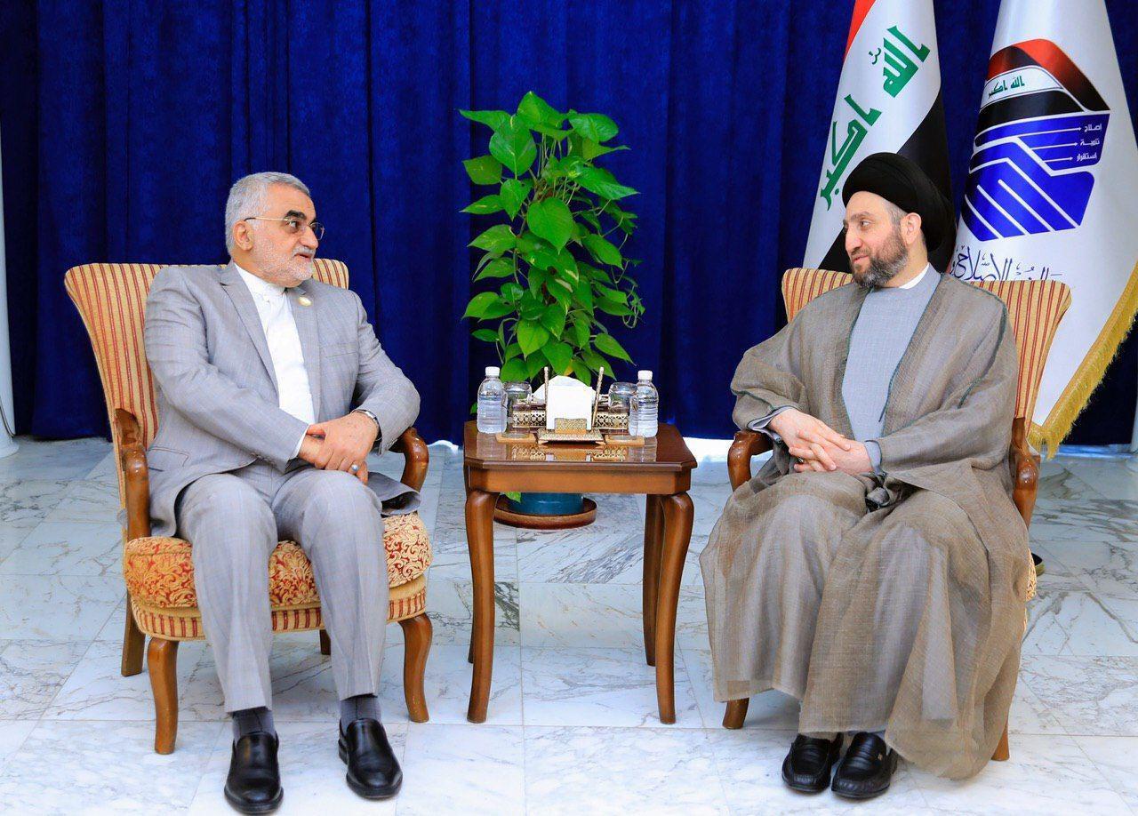 قدردانی بروجردی از موضع بغداد در قبال جمهوری اسلامی ایران