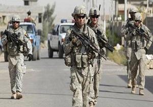 کشته شدن یک سرباز آمریکایی در عراق در یک حادثه غیرنظامی