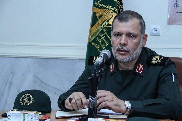 باشگاه خبرنگاران -فرمانده جدید حفاظت سپاه منصوب شد