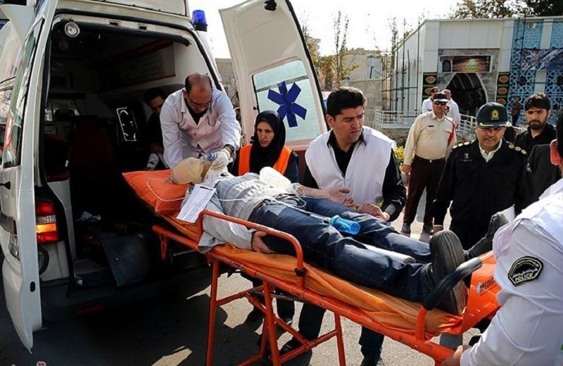 تصادفات در مسیر زاهدان- خاش ۷ کشته برجا گذاشت