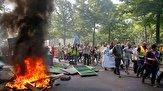 باشگاه خبرنگاران - پاریس دوباره صحنه جنگ شد + فیلم