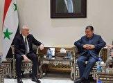 باشگاه خبرنگاران -ایران در جنگ اقتصادی هم کنار سوریه خواهد بود