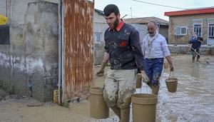 نماهنگی زیبا از جهادگران در مناطق سیل زده با صدای حامد زمانی