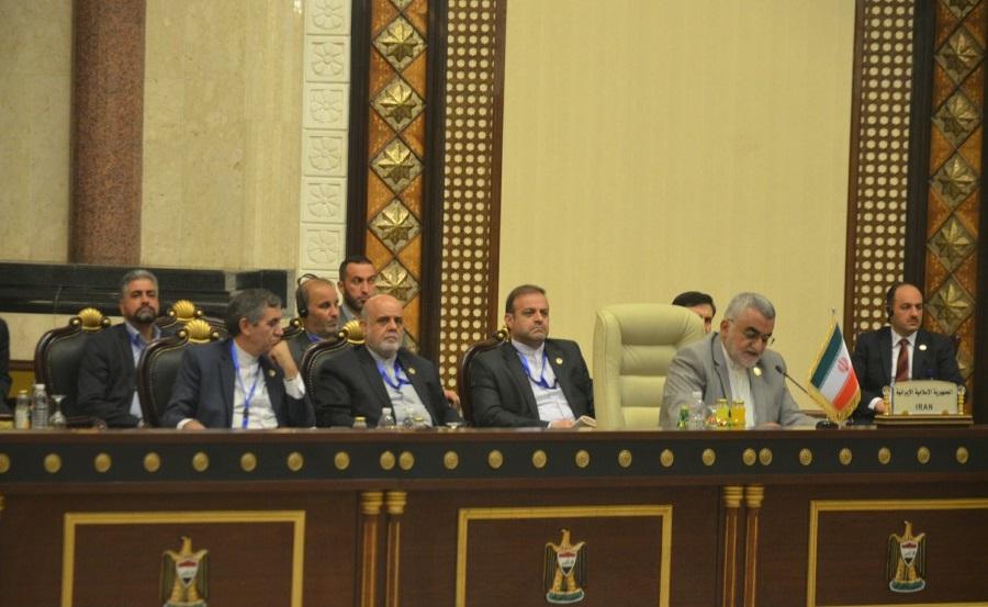 بیانیه پایانی نشست بینالمجالس همسایگان عراق در حمایت از تمامیت ارضی این کشور