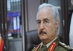 واشنگتن: خلیفه حفتر نقش مهمی در روند سیاسی لیبی ایفا میکند!
