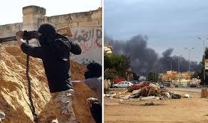 دستور حفتر برای استفاده از تکفیریها برای حمله به طرابلس/ ارتش ملی لیبی: منطقه العزیزه را تصرف کردیم