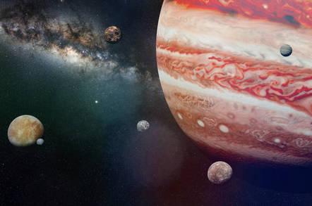 کشف حقایقی جدید و متفاوت از شکل گیری سیاره مشتری