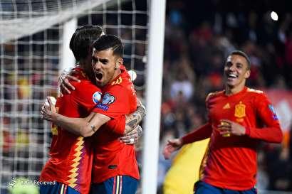 باشگاه خبرنگاران -مقدماتی جام ملتهای اروپا ۲۰۲۰/ اسپانیا ۲ - نروژ ۱