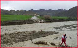 آخرین جزییات از سیل در گلستان روز یکشنبه ۴ فروردین ماه/خسارت سنگین سیل به کشاورزان گلستانی+فیلم و تصاویر