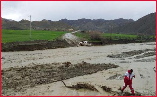 آخرین جزییات از سیل در گلستان/خسارت سنگین سیل به کشاورزان گلستانی فیلم و تصاویر