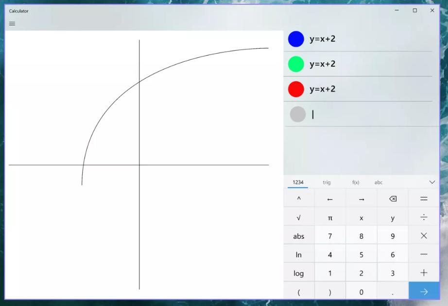 ماشین حساب ویندوز ۱۰ به زودی قادر به پردازش معادلات ریاضی خواهد بود