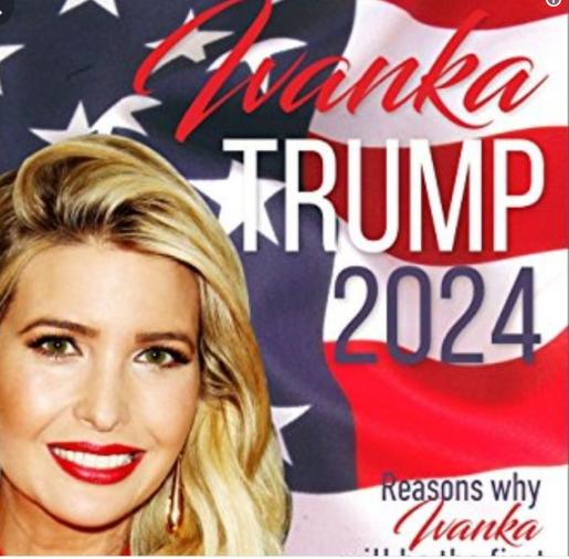 افشای آرزوی سیاسی دختر ترامپ جنجال آفرید