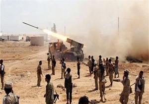 باشگاه خبرنگاران -حمله موشکی ارتش یمن به مواضع نظامیان سعودی در عسیر