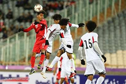 باشگاه خبرنگاران -انتخابی المپیک ۲۰۲۰ / ایران ۳ - یمن ۰