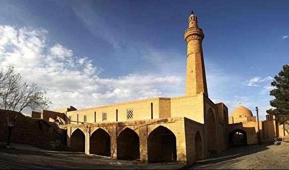 باشگاه خبرنگاران - مسجد جامع سندی برای آشنایی گردشگران با فرهنگ و تمدن مردم نایین