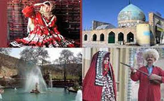 باشگاه خبرنگاران -با سفر به شهرستان بجنورد دوره قاجار را تجربه کنیم