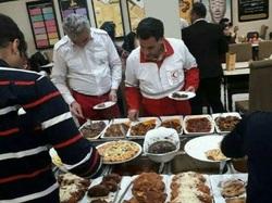 واکنش کاربران به عکس حاشیهساز رئیس هلال احمر در رستوران لاکچری گرگان +تصاویر