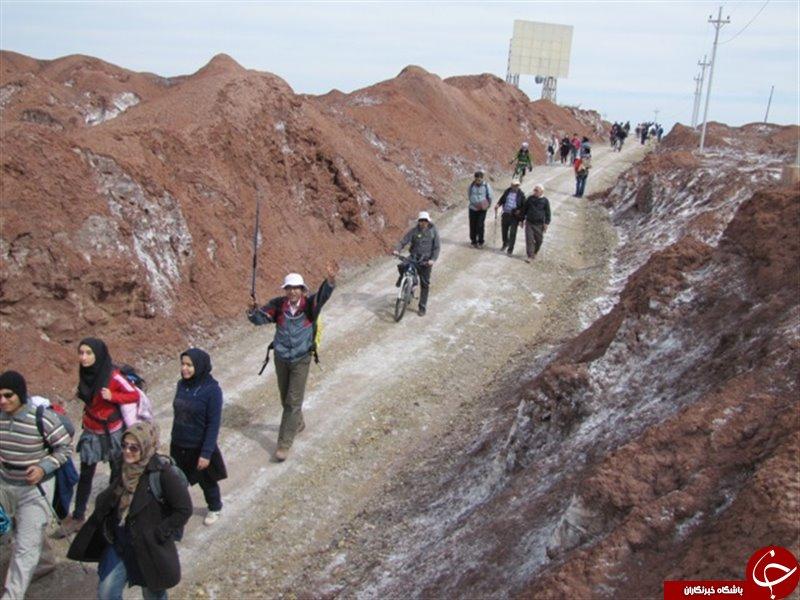 گنبد نمکی قم،بزرگترین و زیباترین گنبد نمکی ایران