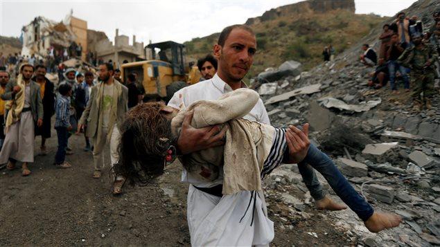 جنگ یمن چهار ساله شد/ مروری بر مداخله بی رحمانه عربستان و آمریکا در یمن