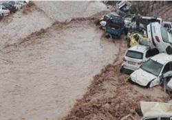 فیلمهای وقوع سیل در نقاط مختلف کشور /آخرین وضعیت استانهای سیل زده و در معرض بارش سنگین در ۶ فروردین