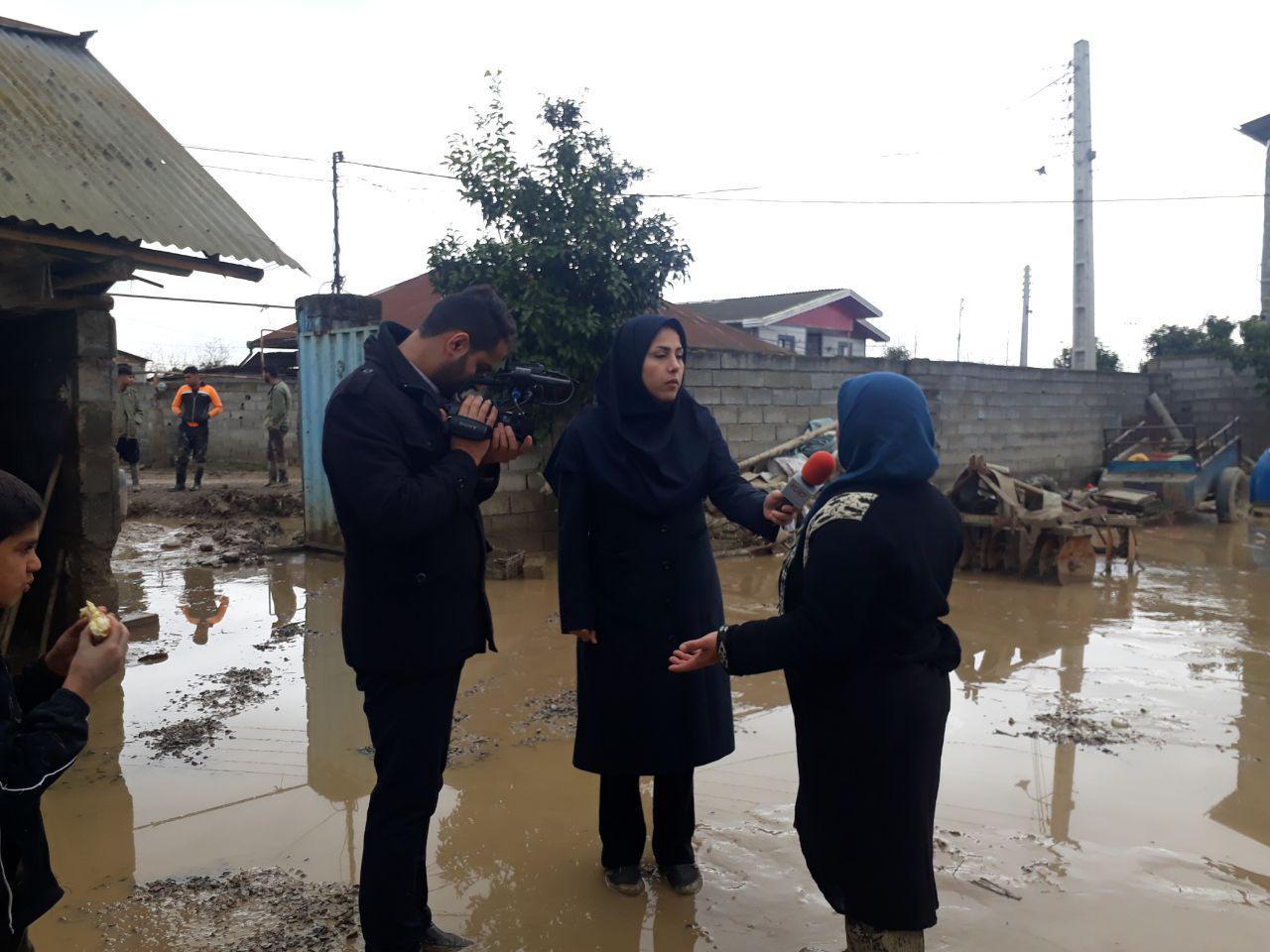 آخرین خبرها از وقوع سیل در نقاط مختلف کشور(6 فروردین)+تصاویر و فیلم