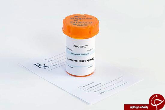 راهنمای مصرف یک داروی ضدجنون به نام؛ کوئتیاپین
