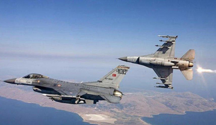 حمله هوایی ترکیه به مواضع پکک در شمال عراق