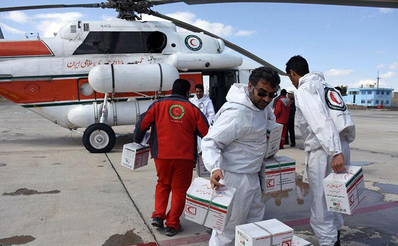 امدادرسانی به سیل زدگان سیستان و بلوچستان پایان یافت